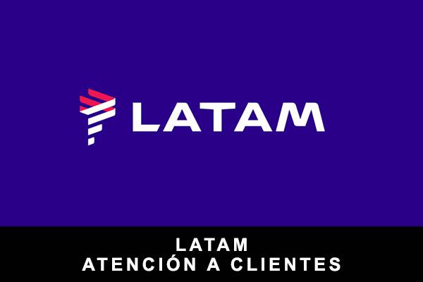 teléfono de Latam