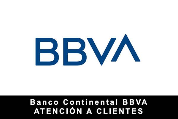 teléfono de Banco Continental