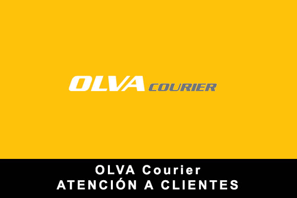 teléfono de Olva Courier