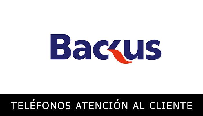 teléfono de Backus