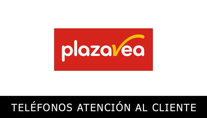 teléfono de PlazaVea
