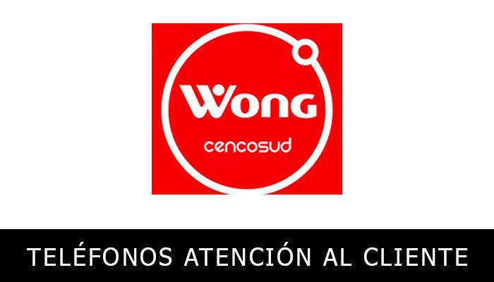teléfono de Wong