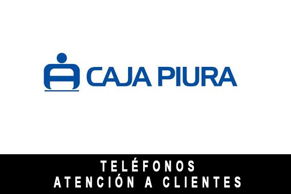 teléfono de Caja Piura