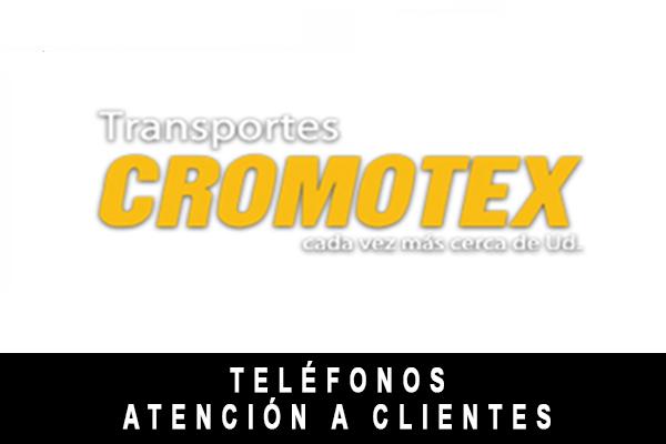 teléfono de Cromotex