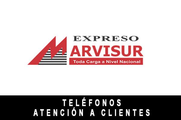 teléfono de Expreso Marvisur