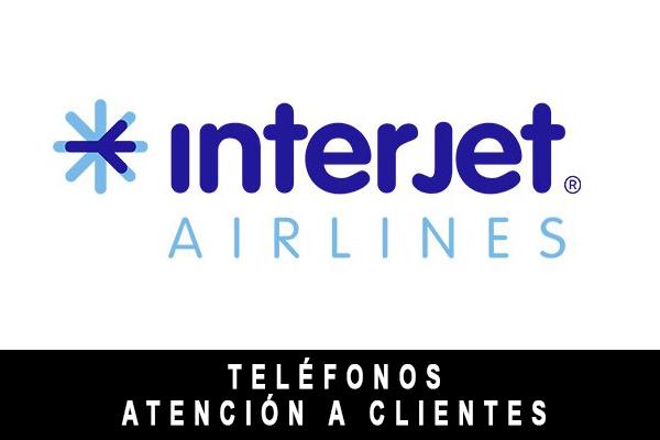 teléfono de Interjet