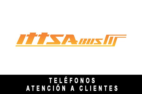 teléfono de Ittsa Bus