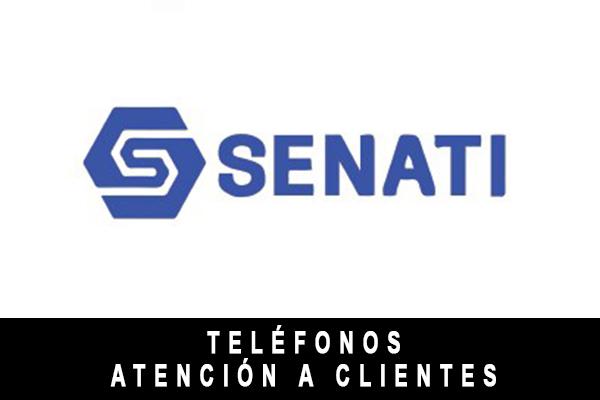 teléfono de SENATI