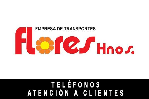 teléfono de Transporte Flores