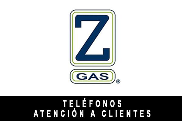 teléfono de Zeta Gas